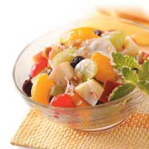 Morning Fruit Salad Recipe