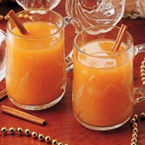 Apricot Wassail Recipe