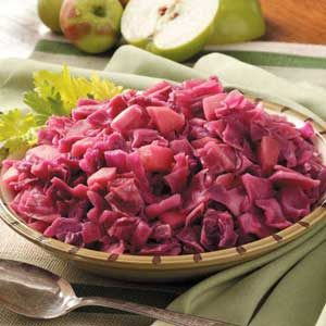 Classic Red Cabbage Recipe