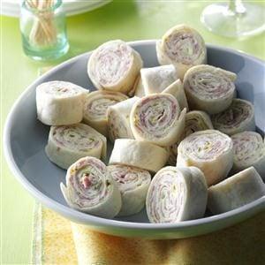 Salami Roll-Ups Recipe