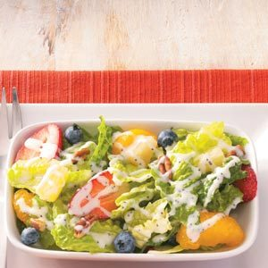 Summer Strawberry Salad Recipe