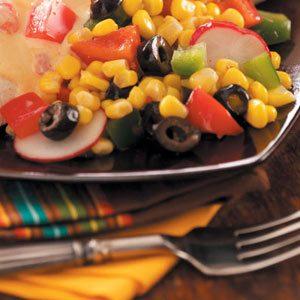 Confetti Corn Salad Recipe