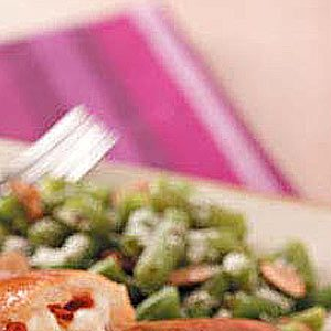 Quick Herbed Green Beans Recipe
