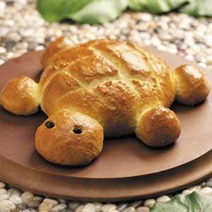 Turtle Bread Recipe