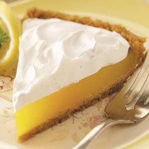 Simple Lemon Pie Recipe