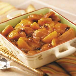 Apricot Sweet Potato Bake Recipe
