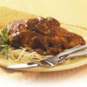 Mom's Chicken Cacciatore Recipe