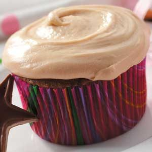 Texas Chocolate Cupcakes Recipe