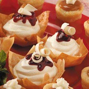 Fancy Phyllo Cup Recipe