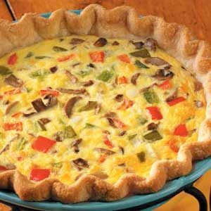 Country Brunch Pie Recipe