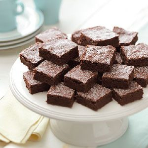 Best Fudgy Brownies Recipe