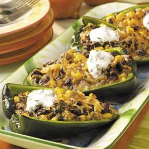 Grilled Chiles Rellenos Recipe