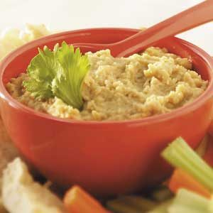 Lemony Hummus Recipe