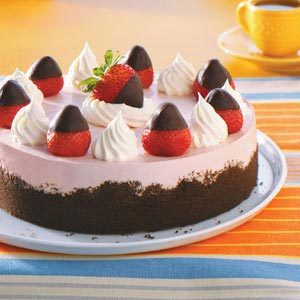 Chocolate-Strawberry Recipes