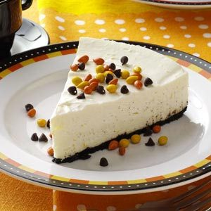 Orange Bliss Cheesecake