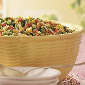 Crunchy Calico Salad Recipe