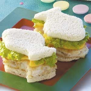 Fun Fish Sandwiches Recipe