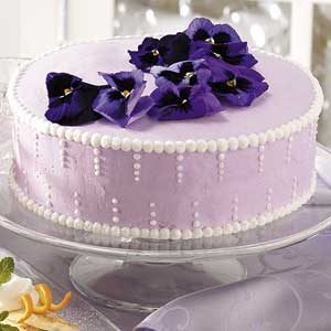 Special-Occasion White Cake Recipe