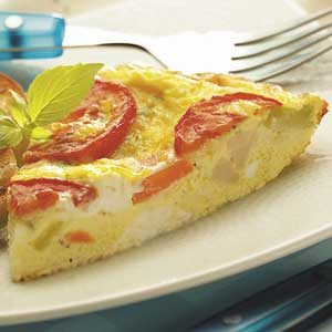 California Quiche Recipe