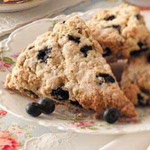 Blueberry Pecan Scones Recipe