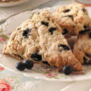 Blueberry Pecan Scones Recipe
