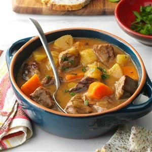 Ravin' Good Stew Recipe