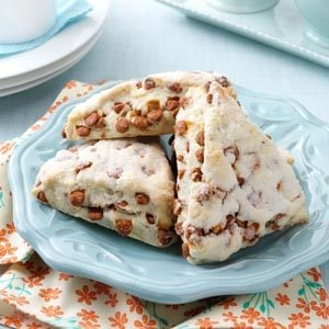 Cinnamon Chip Scones Recipe