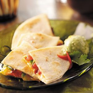Bacon Quesadilla Recipe