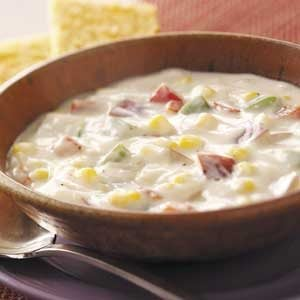 Hearty Potato Corn Chowder