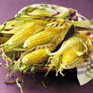 Garlic-Butter Parmesan Corn