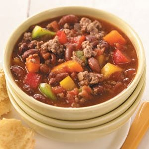 Ranch Bean Chili