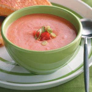 Homemade Creamy Tomato Soup