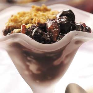 Plum Good Crisp Recipe