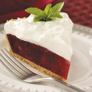 Cran-Raspberry Holiday Pie