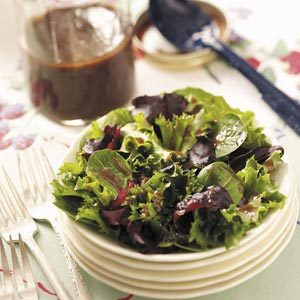 Balsamic Vinegar Dressing Recipe