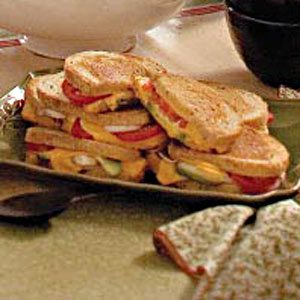 Grilled Cheese Supreme Recipe