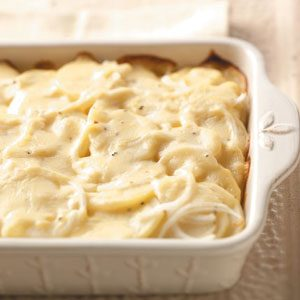 Never-Fail Scalloped Potatoes Recipe