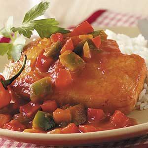 Pork Chop Delight Recipe