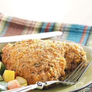Parmesan Cornflake Chicken Recipe