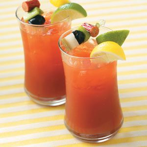 Dill Bloody Marys Recipe