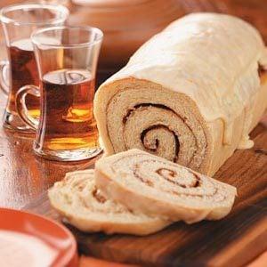 Cinnamon Swirl Orange Bread Recipe