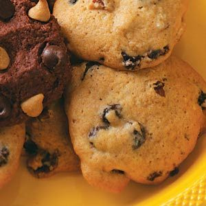 Raisin Cake Cookies Recipe