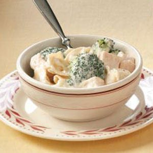 Broccoli Chicken Tortellini Recipe