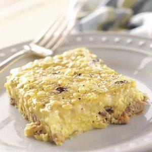 Weekend Breakfast Bake Recipe
