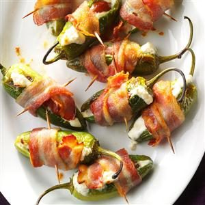 Smoky Jalapenos Recipe