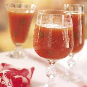 Basil Tomato Juice Recipe Taste of Home