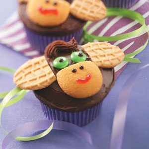 Cupcake Recipes for Kids