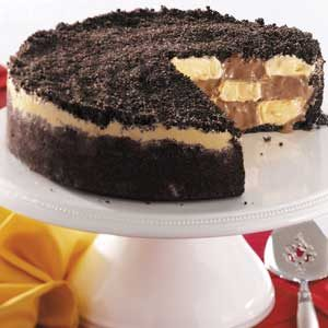 Checkerboard Ice Cream Cake Recipe Taste of Home