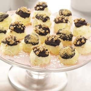 Frozen Cheesecake Bites Recipe