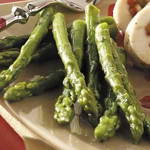 Savory Asparagus Recipe